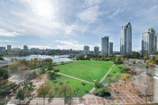 """Main Photo: 8B 199 DRAKE Street in Vancouver: Yaletown Condo for sale in """"CONCORDIA 1"""" (Vancouver West)  : MLS®# R2615511"""