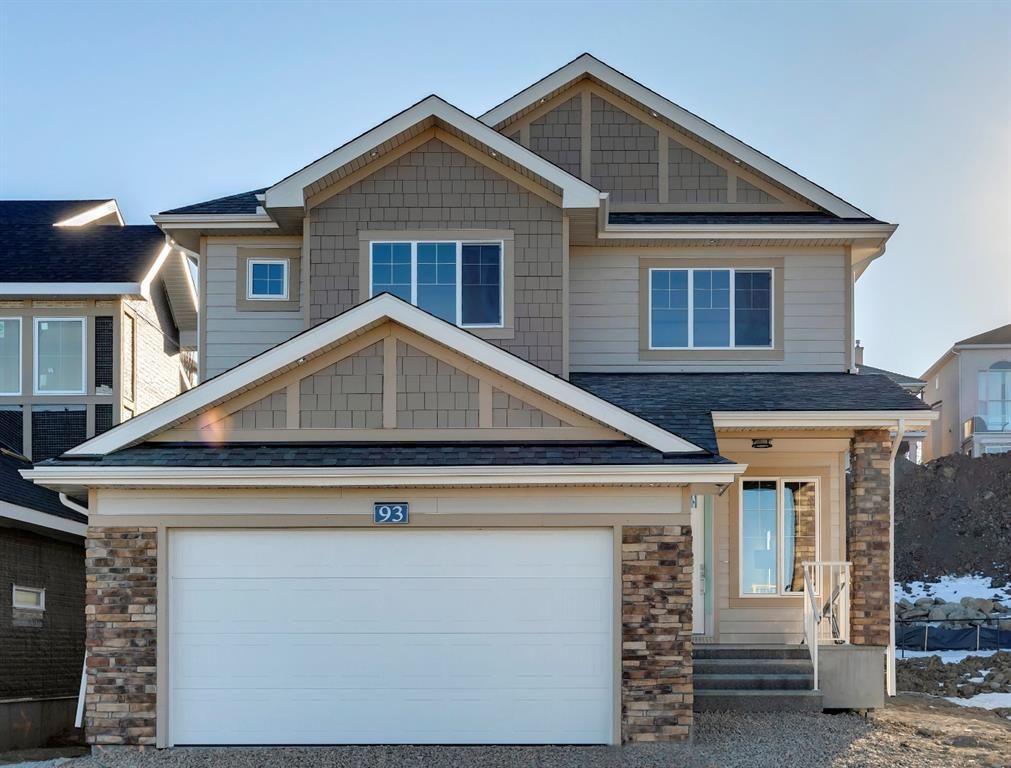 Main Photo: 93 Hampstead Mews NW in Calgary: Hamptons Detached for sale : MLS®# A1061940