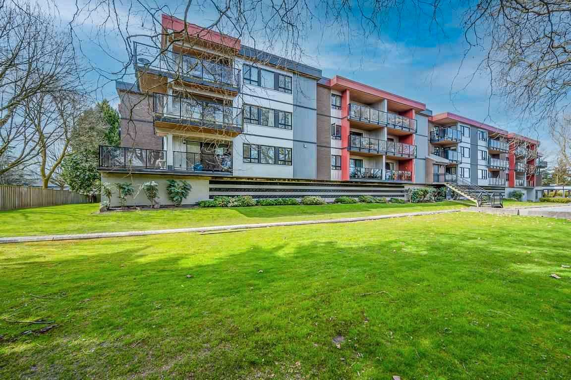 """Main Photo: 306 11240 DANIELS Road in Richmond: East Cambie Condo for sale in """"DANIELS MANOR"""" : MLS®# R2562282"""