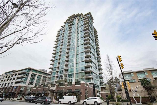 Main Photo: 1907 138 E ESPLANADE STREET in North Vancouver: Lower Lonsdale Condo  : MLS®# R2126499