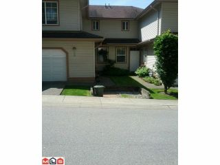 Photo 5: 16 35287 OLD YALE Road in Abbotsford: Abbotsford East Townhouse for sale : MLS®# F1200247