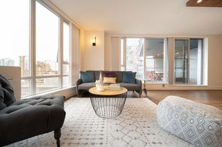 Photo 5: 1709 788 HAMILTON STREET in Vancouver: Downtown VW Condo for sale (Vancouver West)  : MLS®# R2613134