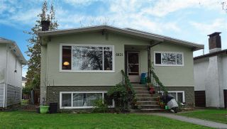 Main Photo: 6031 CULLODEN Street in Vancouver: Knight House for sale (Vancouver East)  : MLS®# R2528087