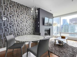 """Photo 4: 2506 1111 ALBERNI Street in Vancouver: West End VW Condo for sale in """"SHANGRI-LA"""" (Vancouver West)  : MLS®# R2525593"""