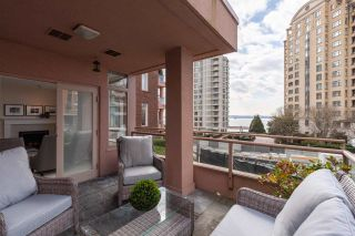 """Photo 1: 309 - 2271 BELLEVUE Avenue in West Vancouver: Dundarave Condo for sale in """"THE ROSEMONT"""" : MLS®# R2615793"""