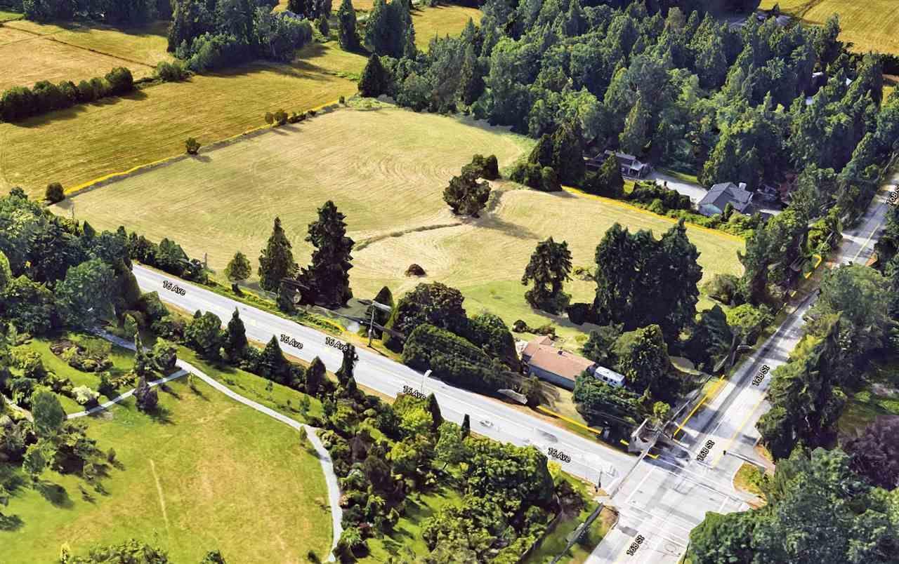 Main Photo: 16810 16 Avenue in Surrey: Pacific Douglas House for sale (South Surrey White Rock)  : MLS®# R2549788