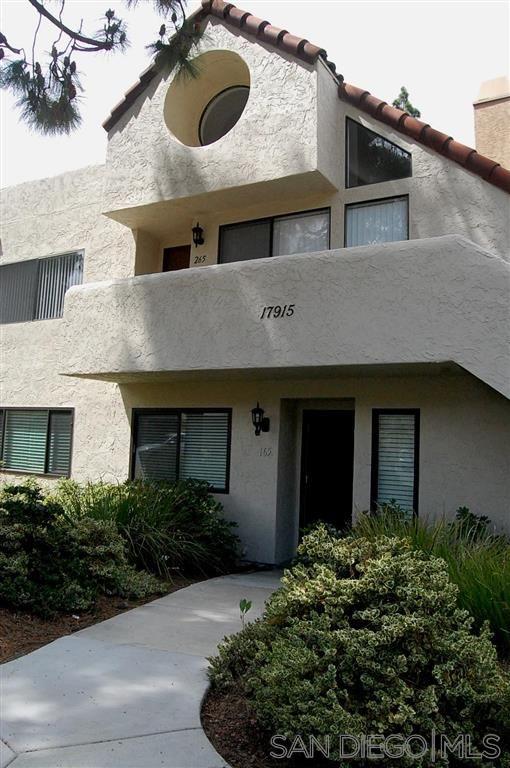 Main Photo: RANCHO BERNARDO Condo for sale : 3 bedrooms : 17915 Caminito Pinero #165 in San Diego