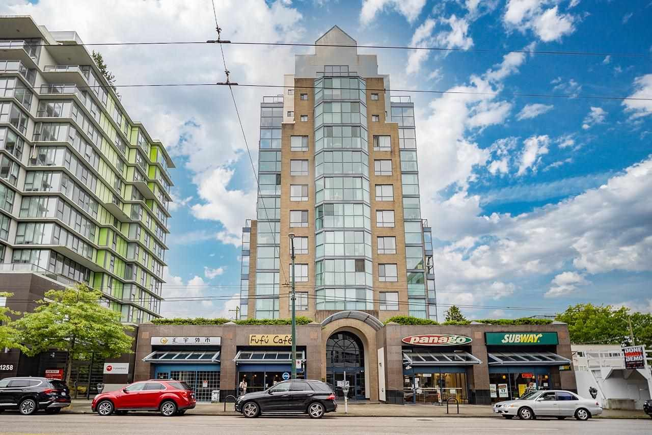 """Main Photo: 320 1268 W BROADWAY in Vancouver: Fairview VW Condo for sale in """"CITY GARDENS"""" (Vancouver West)  : MLS®# R2589995"""
