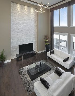 Photo 6: 5112 Woolsey Link in Edmonton: Zone 56 Attached Home for sale : MLS®# E4177425
