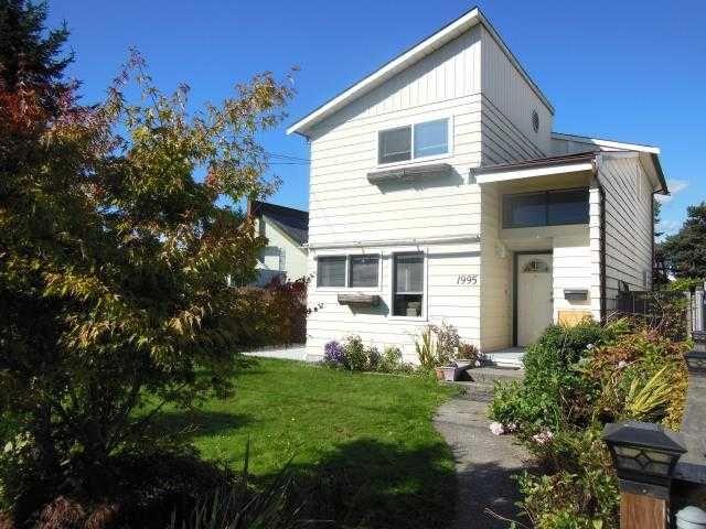 Main Photo: 1995 GRANT AV in Port Coquitlam: Glenwood PQ House for sale : MLS®# V1029208