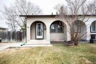 Photo 1: 45 Evenwood Crescent in Winnipeg: Westdale Residential for sale (1H)  : MLS®# 202108103