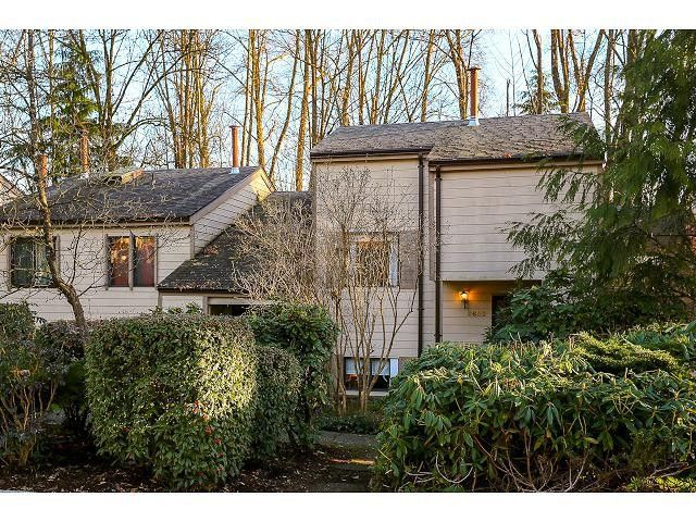Main Photo: 2652 TRETHEWAY DR in Burnaby: Montecito Condo for sale (Burnaby North)  : MLS®# V1105701