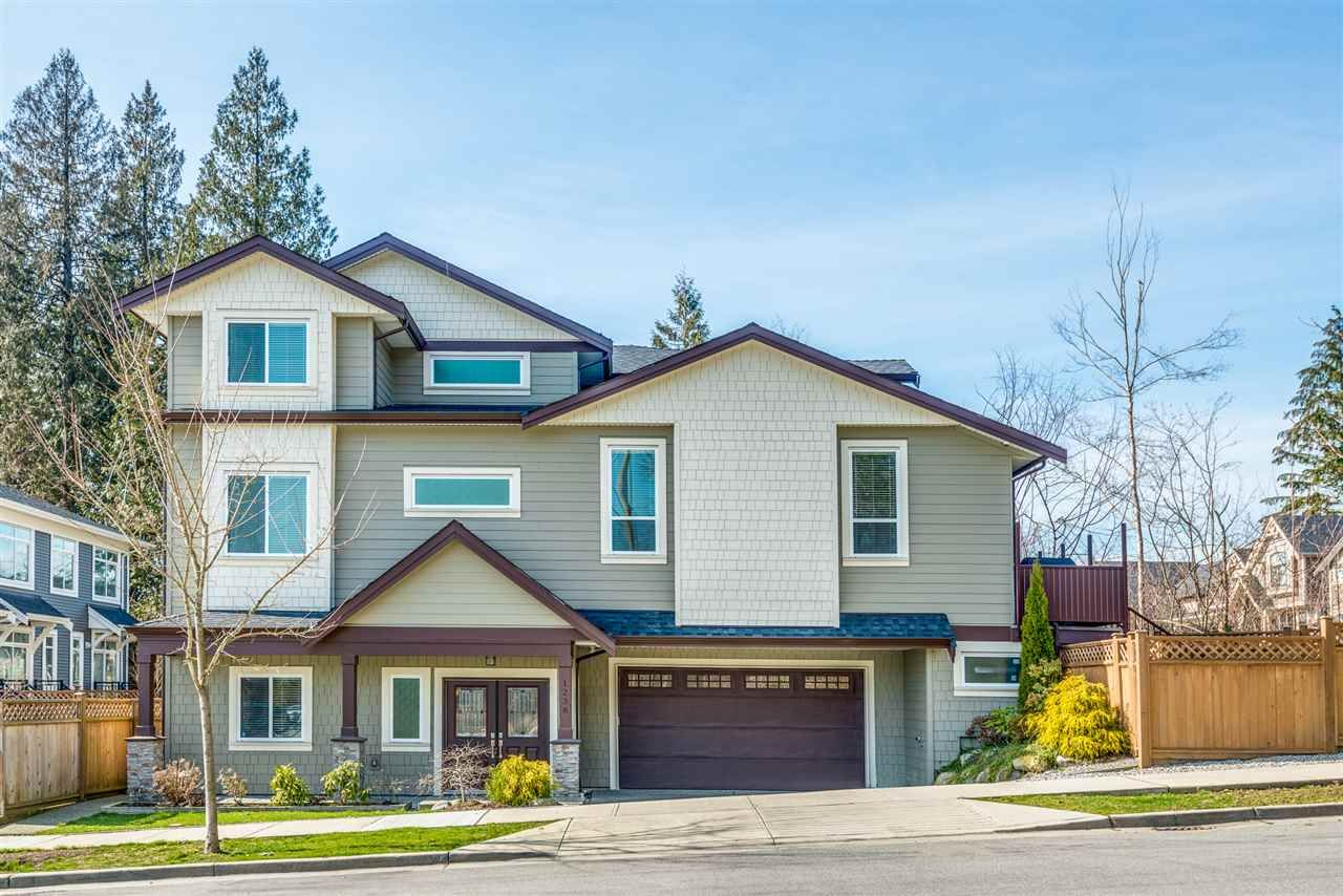 Main Photo: 1238 ROCKLIN Street in Coquitlam: Burke Mountain House for sale : MLS®# R2551211