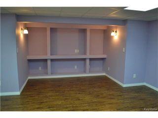 Photo 16: 514 Kirkbridge Drive in Winnipeg: South Pointe Residential for sale (1R)  : MLS®# 1629314