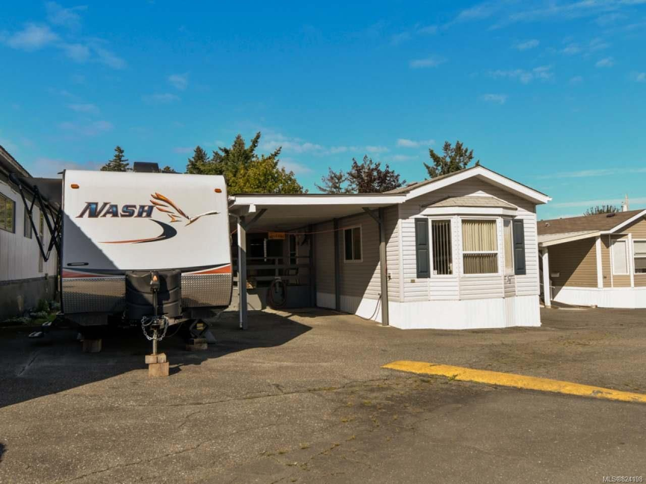 Photo 30: Photos: 38 951 Homewood Rd in CAMPBELL RIVER: CR Campbell River Central Manufactured Home for sale (Campbell River)  : MLS®# 824198