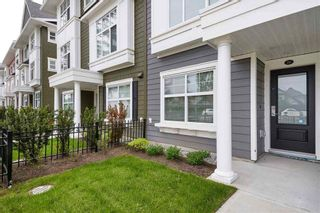 Photo 2: 26 27735 ROUNDHOUSE Drive in Abbotsford: Abbotsford West Townhouse for sale : MLS®# R2514600