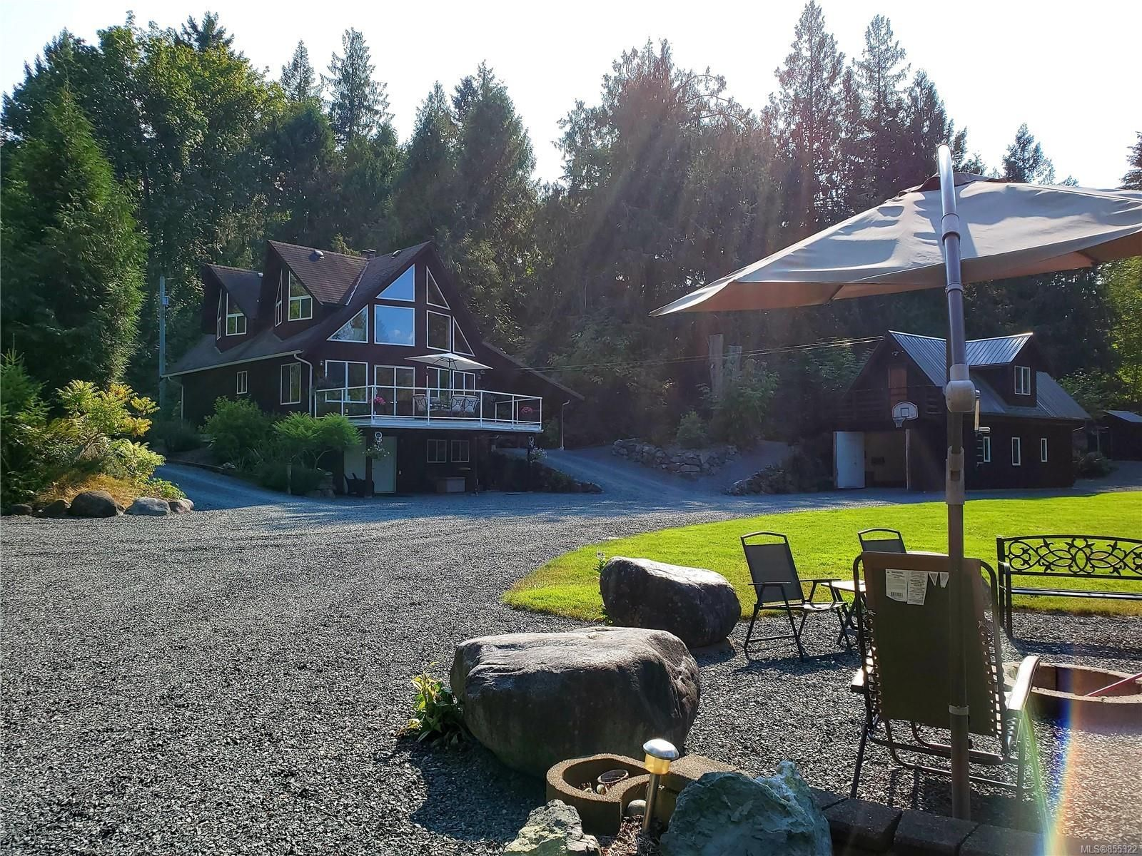 Main Photo: A 7359 Rincon Rd in : PA Sproat Lake House for sale (Port Alberni)  : MLS®# 855322