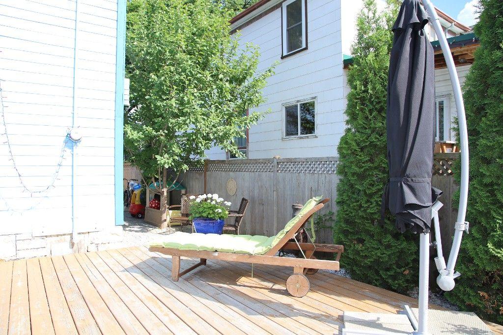 Photo 12: Photos: 308 Lipton Street in Winnipeg: West End Single Family Detached for sale ()  : MLS®# 1418029