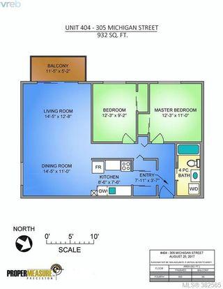 Photo 20: 404 305 Michigan St in VICTORIA: Vi James Bay Condo for sale (Victoria)  : MLS®# 768678