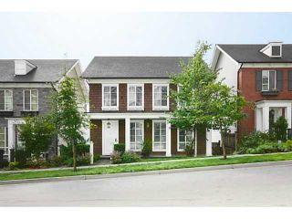 Photo 1: 3440 DARWIN AV in Coquitlam: Burke Mountain House for sale : MLS®# V1030619