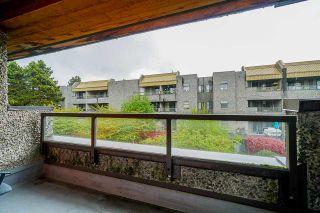 "Photo 14: 213 8460 ACKROYD Road in Richmond: Brighouse Condo for sale in ""Arboretum"" : MLS®# R2452293"