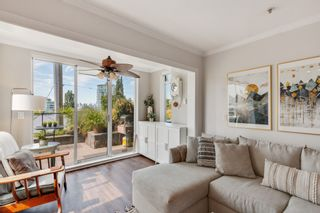 """Photo 3: 111 155 E 3RD Street in North Vancouver: Lower Lonsdale Condo for sale in """"The Solano"""" : MLS®# R2596200"""
