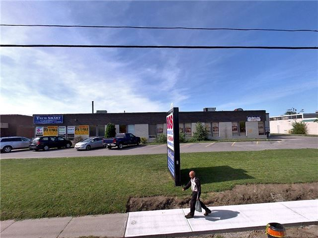 Main Photo: 4 1360 Birchmount Road in Toronto: Wexford-Maryvale Property for lease (Toronto E04)  : MLS®# E3644434
