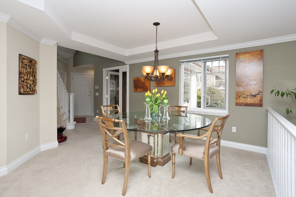 """Photo 4: Photos: 6 3405 PLATEAU Boulevard in Coquitlam: Westwood Plateau Townhouse for sale in """"PINNACLE RIDGE"""" : MLS®# V883094"""