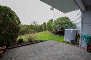 Photo 15: 17 2989 TRAFALGAR Street in Abbotsford: Central Abbotsford Townhouse for sale : MLS®# R2357080
