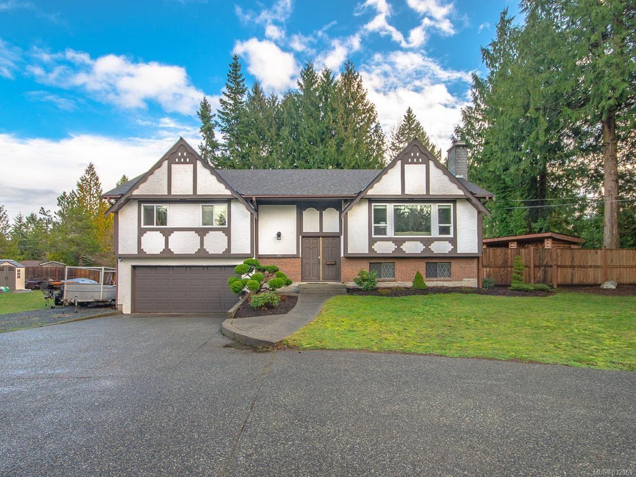 Main Photo: 802 Terrien Way in PARKSVILLE: PQ Parksville House for sale (Parksville/Qualicum)  : MLS®# 832069