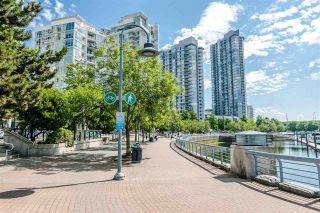 "Photo 17: 1206 1201 MARINASIDE Crescent in Vancouver: Yaletown Condo for sale in ""Peninsula"" (Vancouver West)  : MLS®# R2384239"