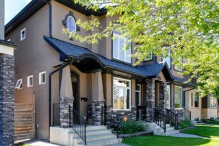 Photo 2: 1117 18 Avenue NW in Calgary: Capitol Hill Semi Detached for sale : MLS®# A1123537