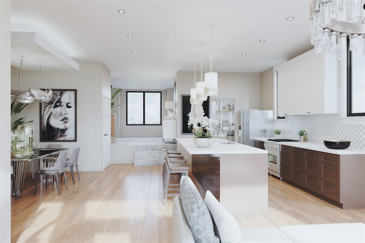 "Main Photo: 1 954 QUADLING Avenue in Coquitlam: Maillardville 1/2 Duplex for sale in ""BAKERVIEW ESTATES"" : MLS®# R2365536"