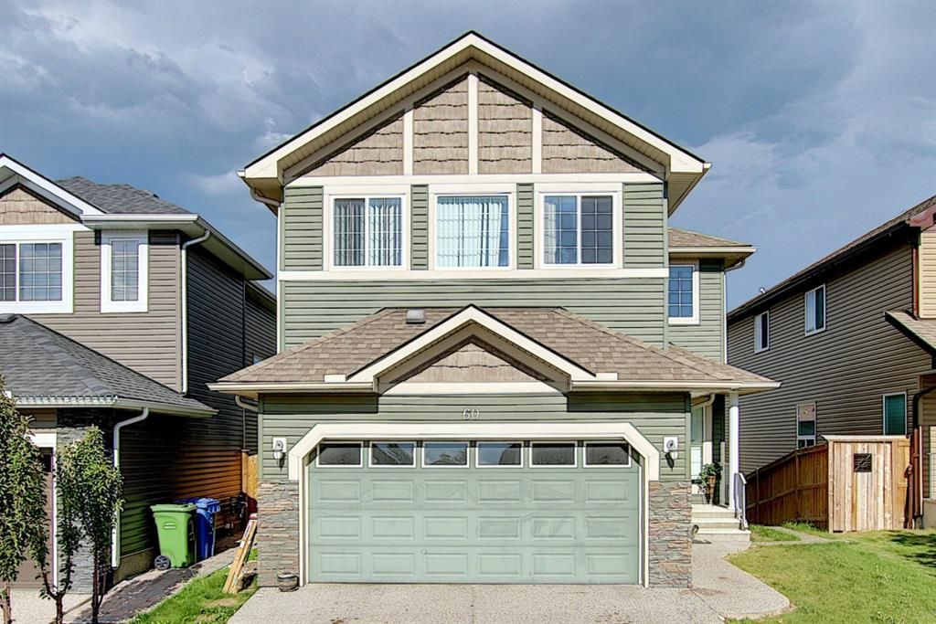 Main Photo: 60 EVERHOLLOW Street SW in Calgary: Evergreen Detached for sale : MLS®# A1118441