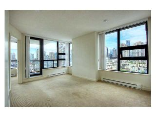 """Photo 5: # 1410 977 MAINLAND ST in Vancouver: Downtown VW Condo for sale in """"YALETOWN PARK 3"""" (Vancouver West)  : MLS®# V836705"""