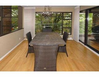 """Photo 6: 1 766 W 7TH Avenue in Vancouver: Fairview VW Townhouse for sale in """"WILLOW COURT"""" (Vancouver West)  : MLS®# V778487"""