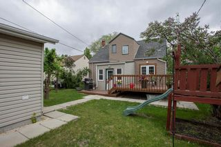 Photo 28: 153 Pinedale Avenue in Winnipeg: Norwood Flats Residential for sale (2B)  : MLS®# 202012486