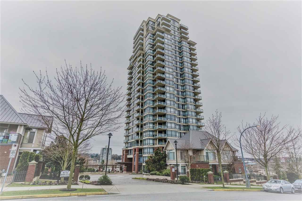 Main Photo: 303 4132 HALIFAX Street in Burnaby: Brentwood Park Condo for sale (Burnaby North)  : MLS®# R2148702