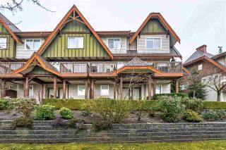 "Photo 1: 5 2000 PANORAMA Drive in Port Moody: Heritage Woods PM Townhouse for sale in ""MOUNTAINS EDGE"" : MLS®# R2540812"