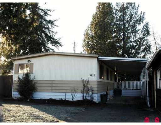 Main Photo: 9820 202 Street in Langley: House for sale : MLS®# F2701547