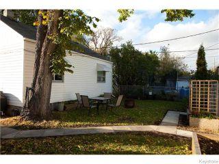 Photo 16: 307 Truro Street in Winnipeg: Deer Lodge Residential for sale (5E)  : MLS®# 1625691