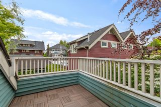Photo 16: 1821 W 11TH Avenue in Vancouver: Kitsilano Townhouse for sale (Vancouver West)  : MLS®# R2586035