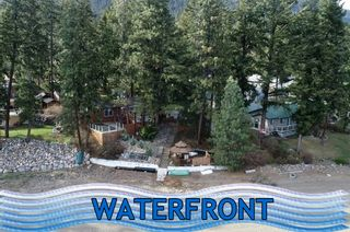 Main Photo: 1213 Little Shuswap Lake Road in Chase: Little Shuswap Lake House for sale