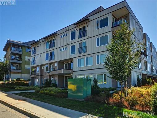 Main Photo: 206 1405 Esquimalt Rd in VICTORIA: Es Saxe Point Condo for sale (Esquimalt)  : MLS®# 758598