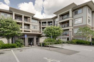 "Photo 1: 206 12248 224 Street in Maple Ridge: East Central Condo for sale in ""URBANO"" : MLS®# R2388476"