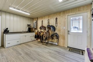 Photo 32: Okotoks 119 acres,home, shop,barn Street W: Rural Foothills County Detached for sale : MLS®# C4274298
