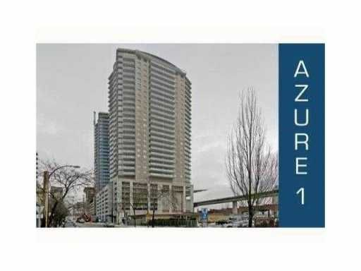 Main Photo: 1110 898 Carnarvon Street in New Westminister: Downtown NW Condo for sale (New Westminster)  : MLS®# V963933