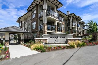 "Photo 1: 305 15175 36 Avenue in Surrey: Morgan Creek Condo for sale in ""Edgewater"" (South Surrey White Rock)  : MLS®# R2039054"