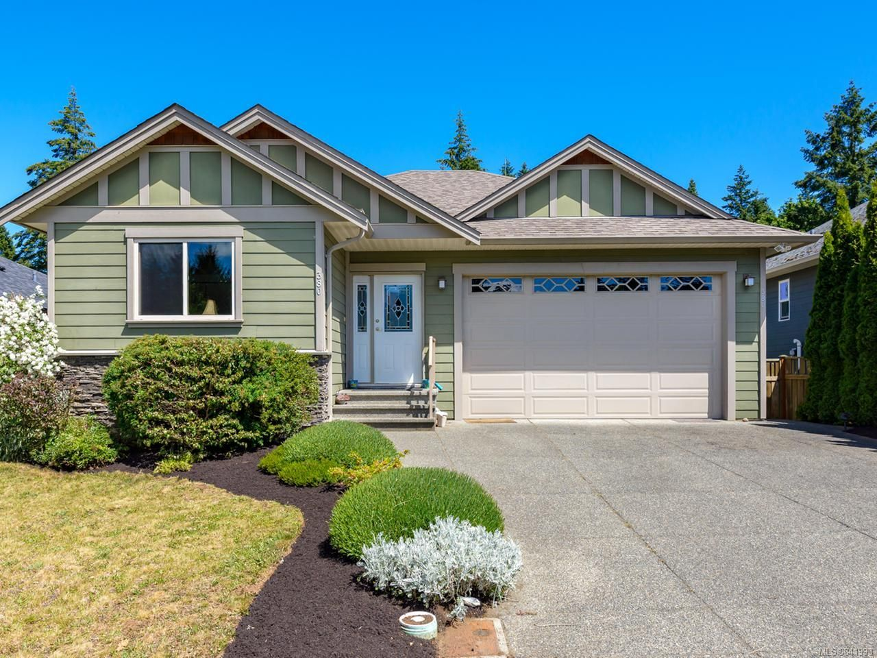 Main Photo: 380 Forester Ave in COMOX: CV Comox (Town of) House for sale (Comox Valley)  : MLS®# 841993