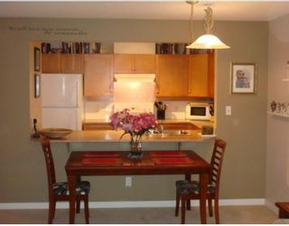 """Photo 4: 212 15 SMOKEY SMITH Place in New_Westminster: GlenBrooke North Condo for sale in """"THE WESTERLY"""" (New Westminster)  : MLS®# V783091"""
